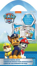Paw Patrol Sticker Travel Activity Book - 595 - 6359