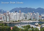 POST CARD - VANCOUVER BRITISH COLUMBIA - 586 - 00594