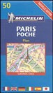 Paris Plan Poche ( Pocket Map ) - MSPN 55837 - Ref #50 - $5.00