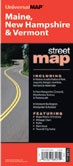 Maine / New Hampshire Road Map - 5102