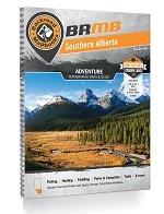 Alberta Southern Backroad Mapbook - 60260