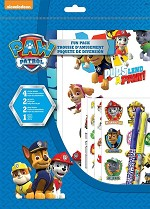 PAWPATROL FUN PACK WITH PENS - 596 - 76086 -ST6943