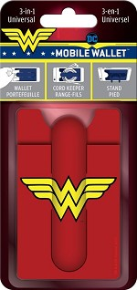 WONDER WOMAN MOBILE WALLET - 594 - 67367 - ST9950