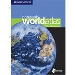World Atlas Notebook - 1025